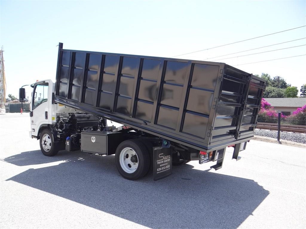 2018 LCF 5500HD Regular Cab,  Martin's Quality Truck Body Landscape Dump #C157094 - photo 5