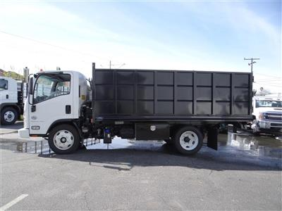 2018 LCF 5500HD Regular Cab 4x2,  Martin's Quality Truck Body Landscape Dump #C157094 - photo 5