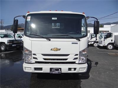 2018 LCF 5500HD Regular Cab 4x2,  Martin's Quality Truck Body Landscape Dump #C157094 - photo 7
