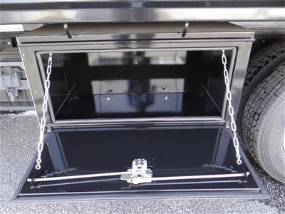 2018 LCF 5500HD Regular Cab 4x2,  Martin's Quality Truck Body Landscape Dump #C157094 - photo 14