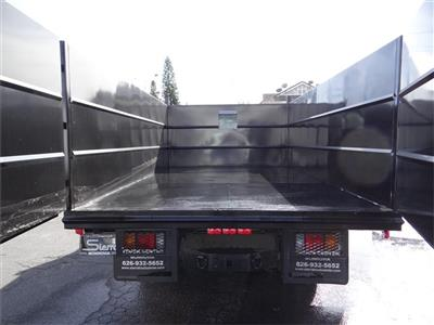 2018 LCF 5500HD Regular Cab 4x2,  Martin's Quality Truck Body Landscape Dump #C157094 - photo 15