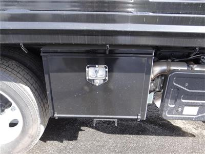2018 LCF 5500HD Regular Cab 4x2,  Martin's Quality Truck Body Landscape Dump #C157094 - photo 16