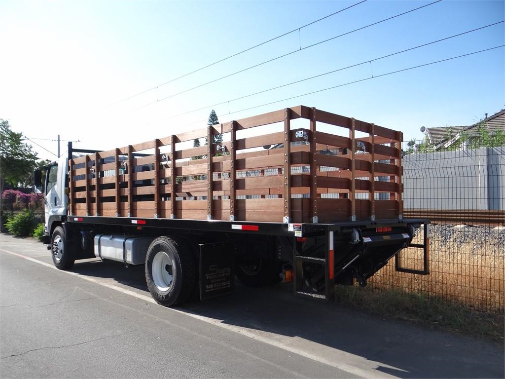 2018 LCF 6500XD Regular Cab,  Stake Bed #C157265 - photo 2