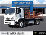 2018 LCF 6500XD Regular Cab,  Stake Bed #C157265 - photo 1
