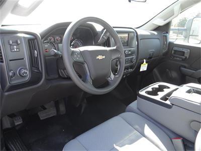 2017 Silverado 3500 Regular Cab 4x2,  Royal Contractor Body #C157319 - photo 8