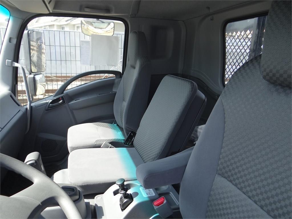 2018 LCF 6500XD Regular Cab 4x2,  Metro Truck Body Stake Bed #C157348 - photo 12
