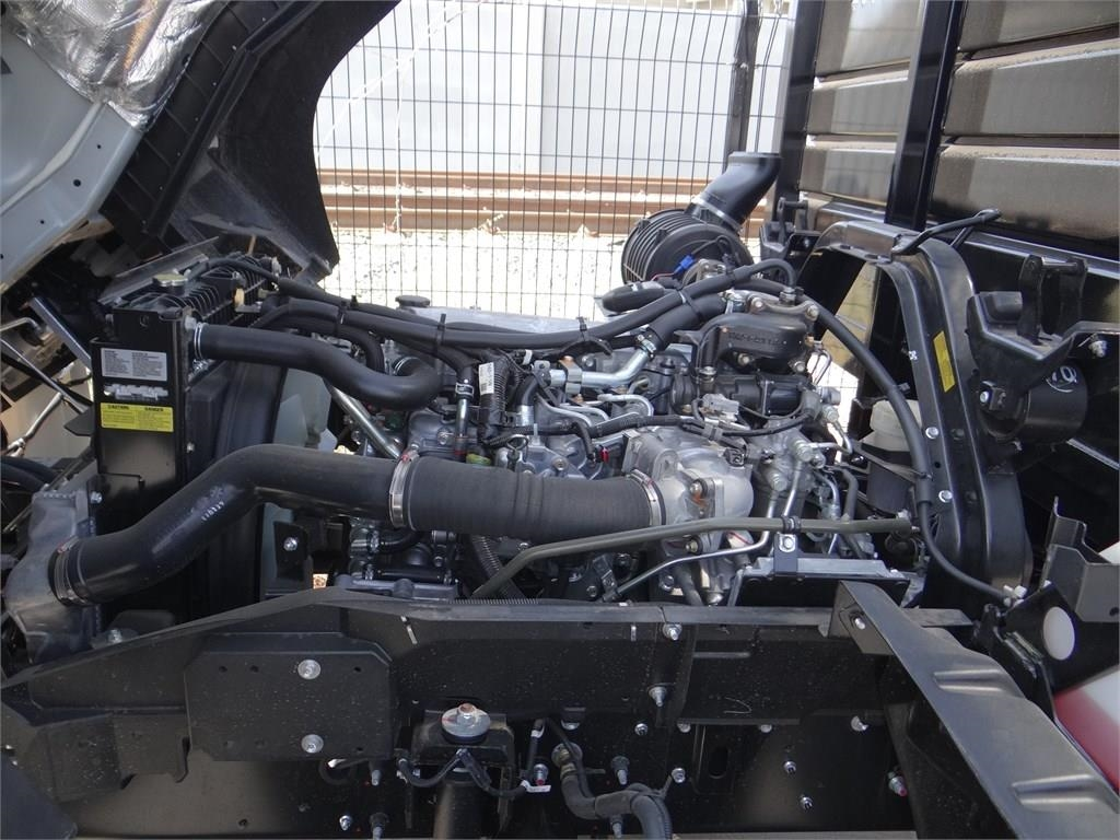 2018 LCF 6500XD Regular Cab 4x2,  Metro Truck Body Stake Bed #C157348 - photo 13