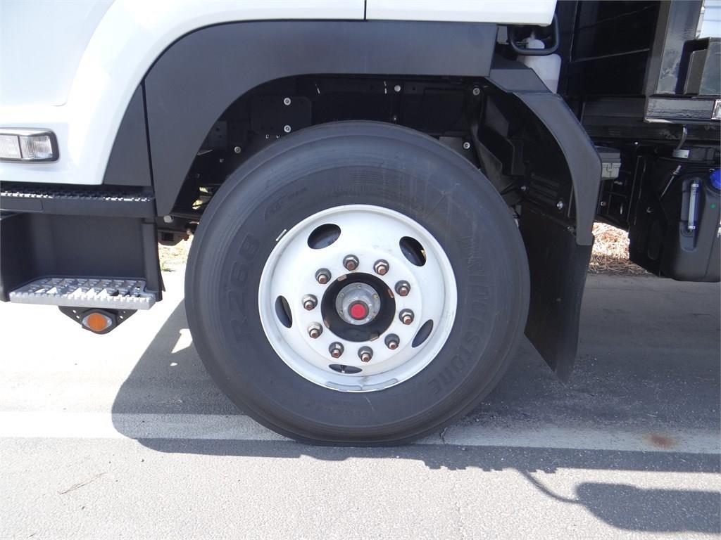 2018 LCF 6500XD Regular Cab 4x2,  Metro Truck Body Stake Bed #C157348 - photo 17