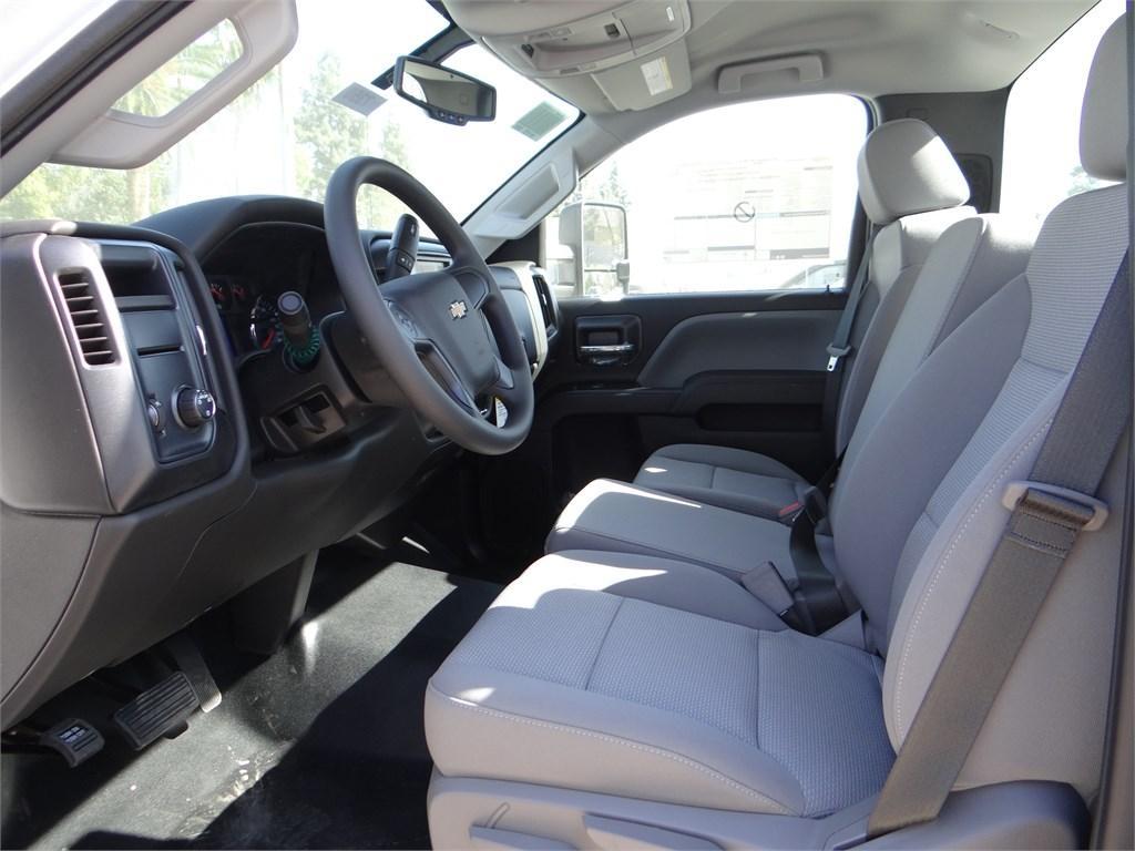 2018 Silverado 3500 Regular Cab 4x2,  Cab Chassis #C157350 - photo 14