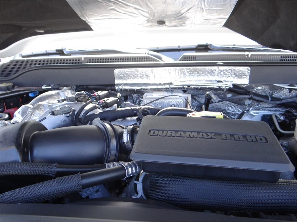 2018 Silverado 3500 Regular Cab 4x2,  Cab Chassis #C157350 - photo 16
