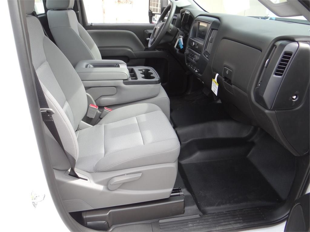 2018 Silverado 3500 Regular Cab 4x2,  Royal Service Body #C157350 - photo 19