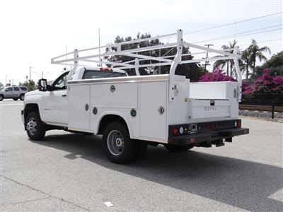 2018 Silverado 3500 Regular Cab 4x2,  Royal Service Body #C157350 - photo 4