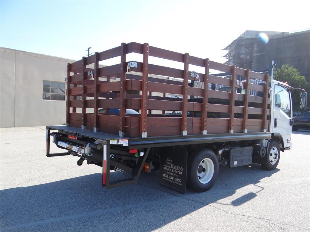 2018 LCF 4500HD Regular Cab,  Stake Bed #C157541 - photo 2