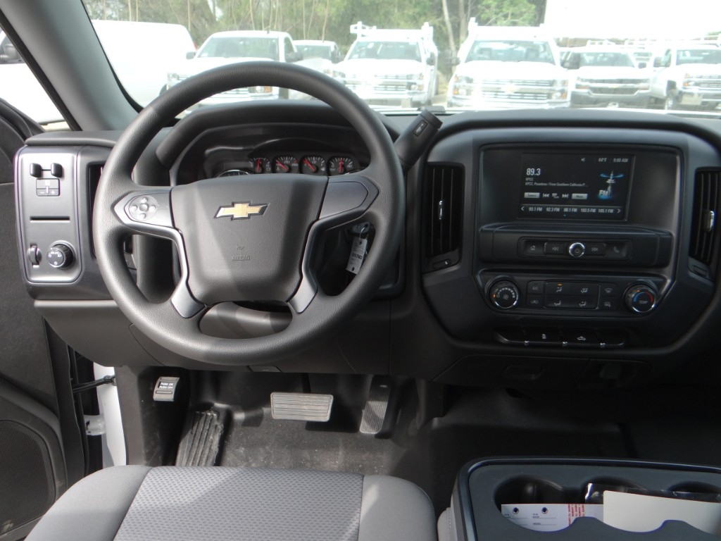 2018 Silverado 1500 Double Cab 4x2,  Pickup #C157603 - photo 10