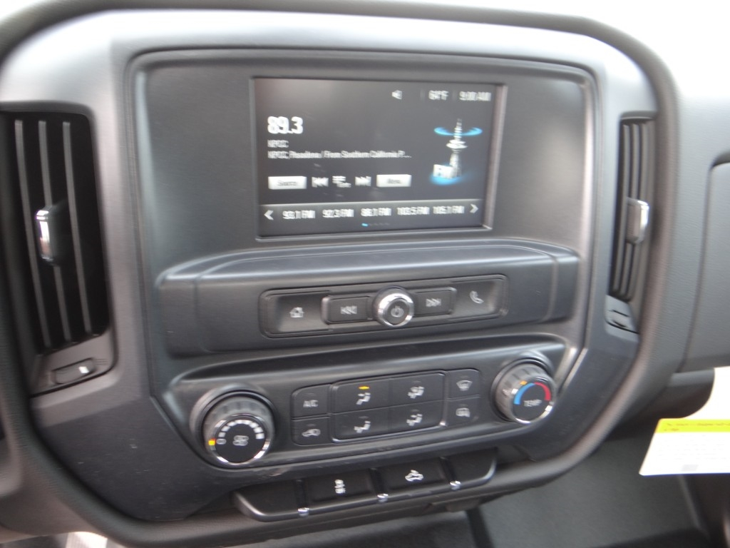 2018 Silverado 1500 Double Cab 4x2,  Pickup #C157603 - photo 11