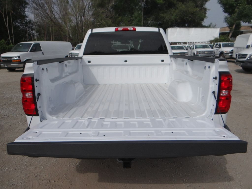 2018 Silverado 1500 Double Cab 4x2,  Pickup #C157603 - photo 18