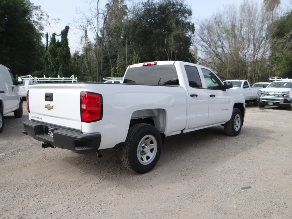 2018 Silverado 1500 Double Cab 4x2,  Pickup #C157603 - photo 2