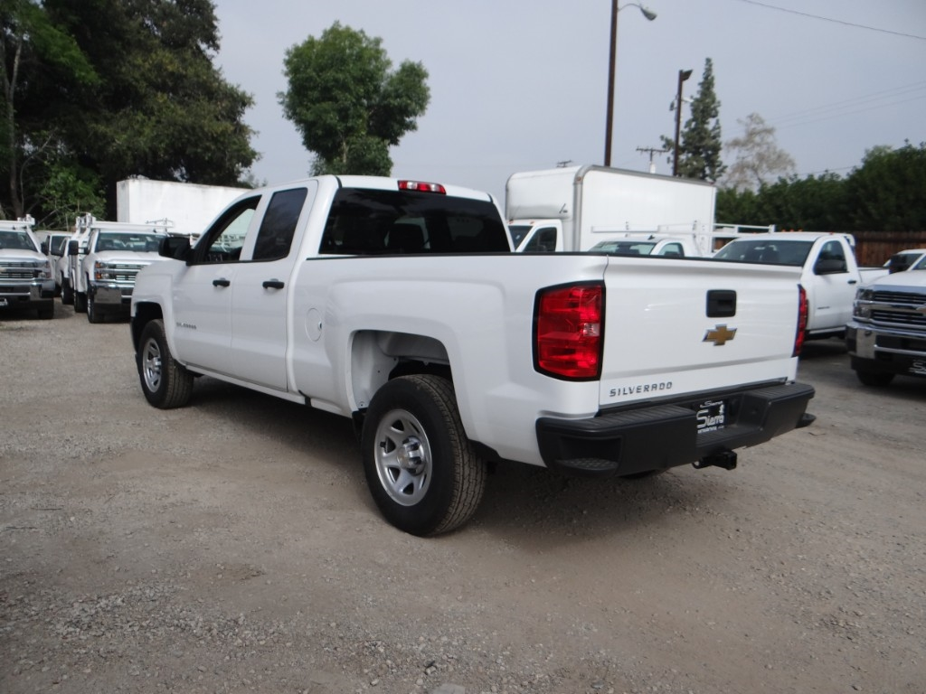 2018 Silverado 1500 Double Cab 4x2,  Pickup #C157603 - photo 5