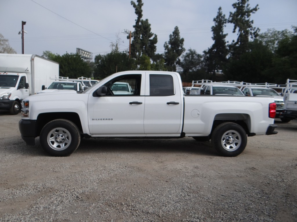 2018 Silverado 1500 Double Cab 4x2,  Pickup #C157603 - photo 6