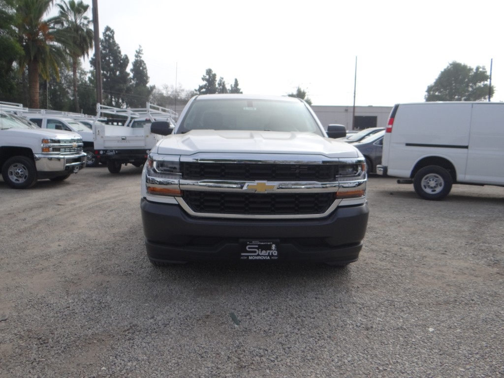 2018 Silverado 1500 Double Cab 4x2,  Pickup #C157603 - photo 8