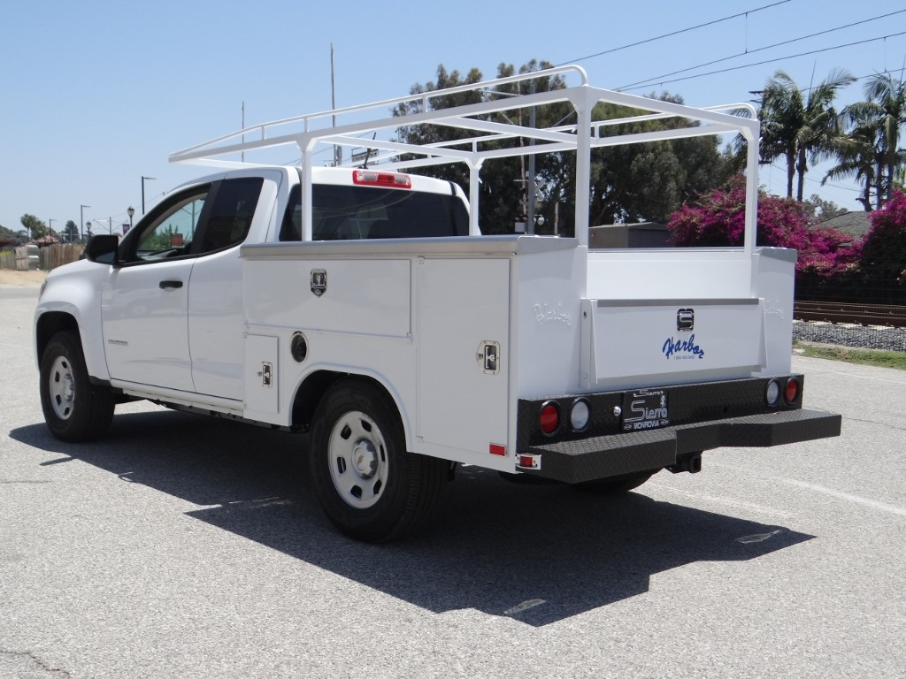 2018 Colorado Extended Cab 4x2,  Harbor Service Body #C157620 - photo 2