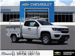 2018 Colorado Extended Cab 4x2,  Harbor Service Body #C157620 - photo 1