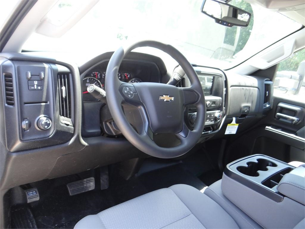 2018 Silverado 2500 Crew Cab 4x2,  Royal Service Body #C157629 - photo 9