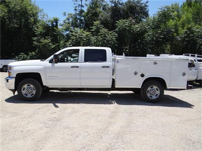2018 Silverado 2500 Crew Cab 4x2,  Royal Service Body #C157629 - photo 6