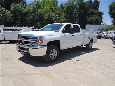 2018 Silverado 2500 Crew Cab 4x2,  Royal Service Body #C157629 - photo 7