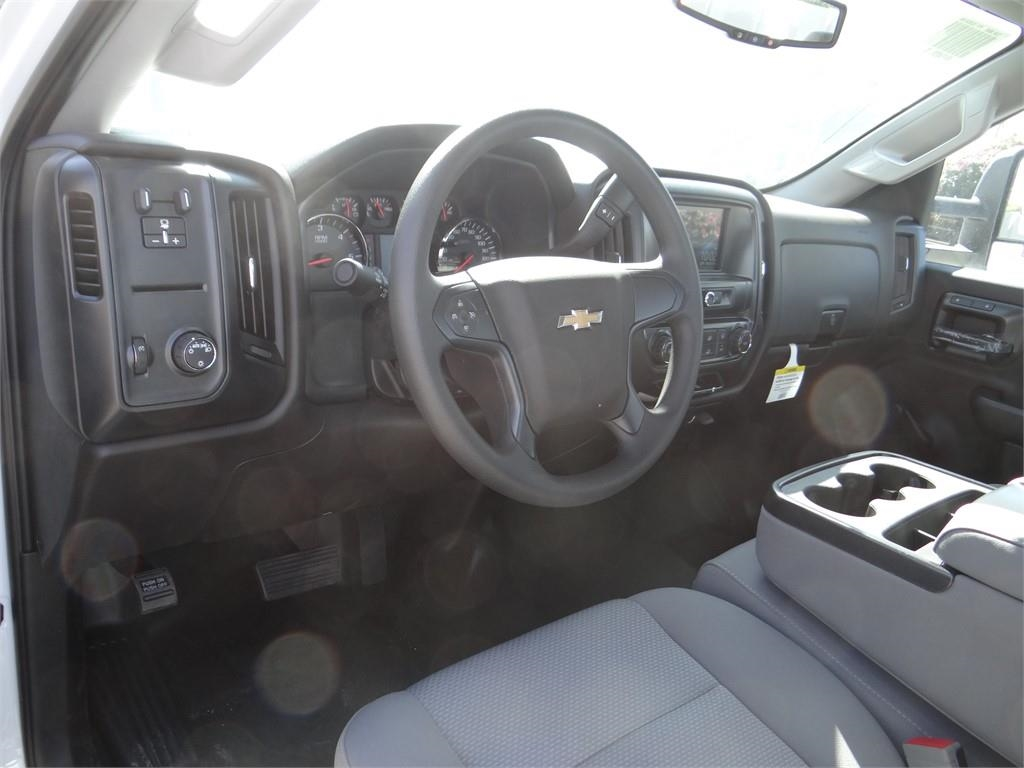 2018 Silverado 3500 Regular Cab 4x2,  Royal Combo Body #C157662 - photo 8