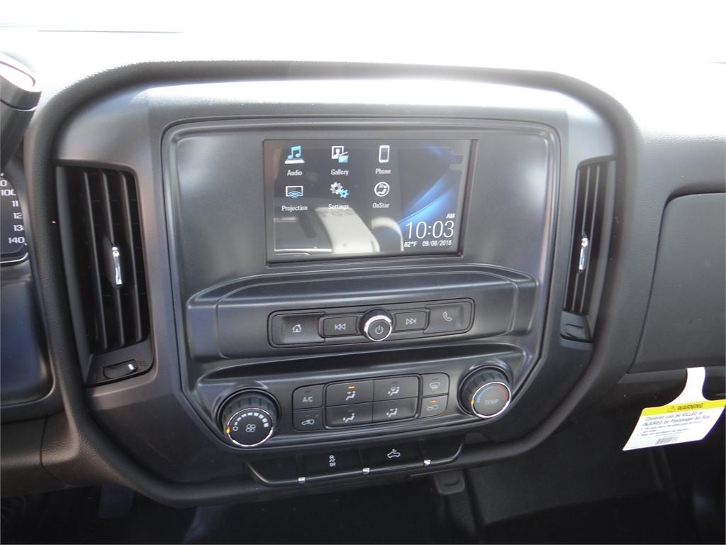 2018 Silverado 3500 Regular Cab 4x2,  Royal Combo Body #C157662 - photo 9
