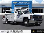 2018 Silverado 3500 Regular Cab 4x2,  Royal Combo Body #C157662 - photo 1
