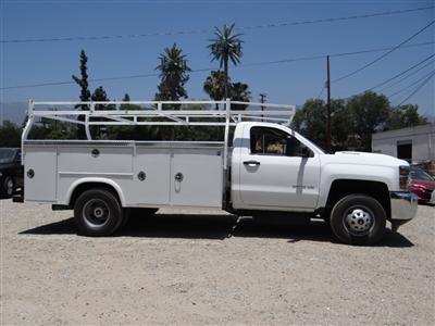 2018 Silverado 3500 Regular Cab 4x2,  Royal Service Body #C157663 - photo 3