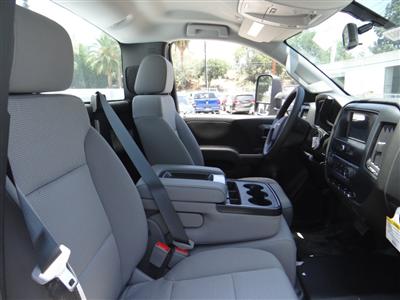 2018 Silverado 3500 Regular Cab 4x2,  Royal Service Body #C157663 - photo 26