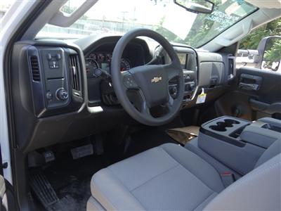 2018 Silverado 3500 Regular Cab 4x2,  Royal Service Body #C157663 - photo 9
