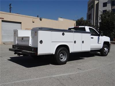 2018 Silverado 3500 Regular Cab 4x2,  Royal Service Body #C157664 - photo 2