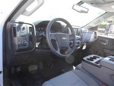 2018 Silverado 3500 Regular Cab 4x2,  Royal Service Body #C157664 - photo 8