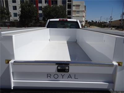 2018 Silverado 3500 Regular Cab 4x2,  Royal Service Body #C157664 - photo 20