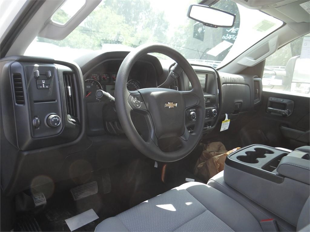 2018 Silverado 3500 Regular Cab 4x2,  Royal Service Body #C157665 - photo 7
