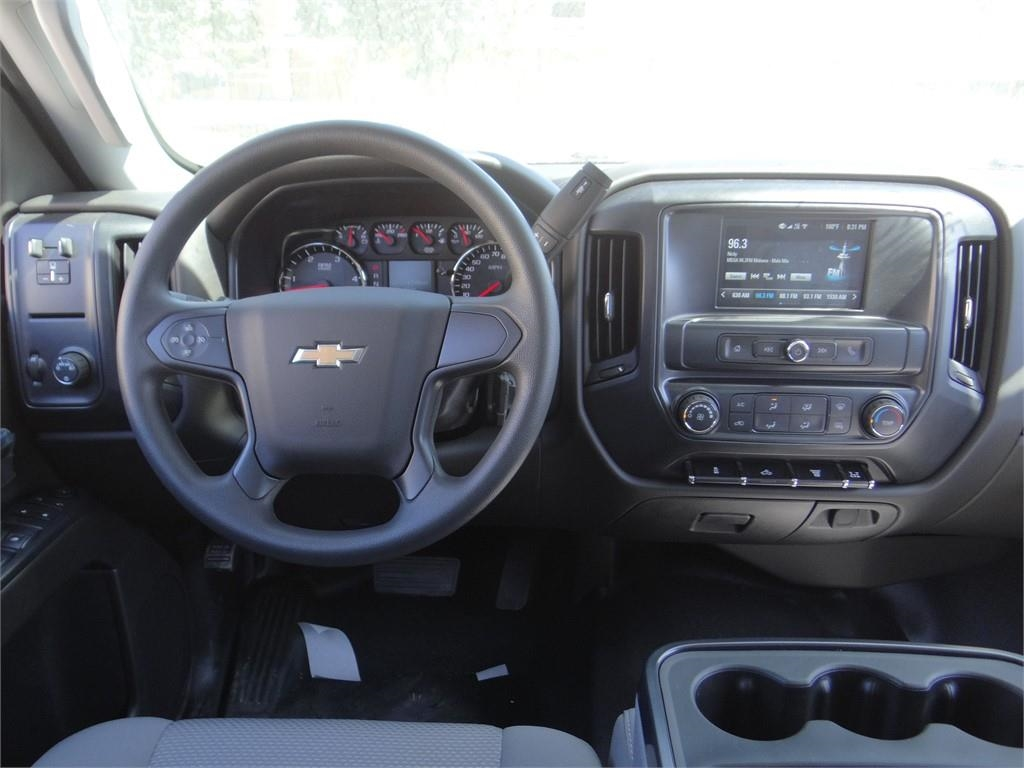 2018 Silverado 3500 Crew Cab 4x2,  Royal Service Body #C157705 - photo 10