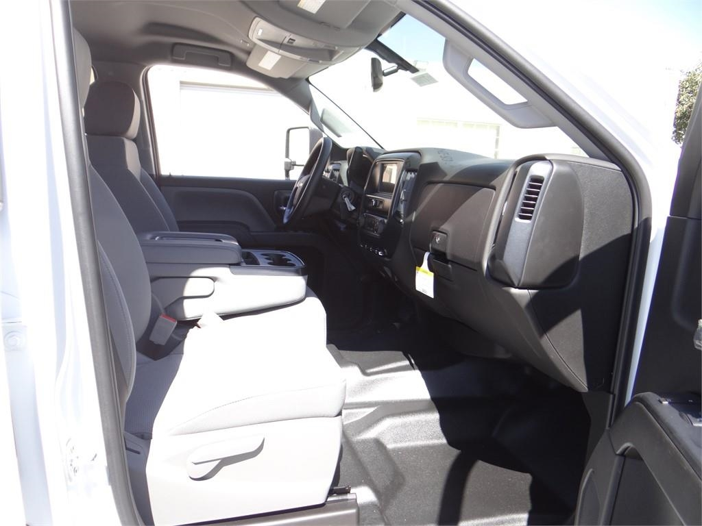 2018 Silverado 3500 Crew Cab 4x2,  Royal Service Body #C157705 - photo 25