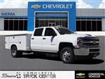2018 Silverado 3500 Crew Cab 4x2,  Royal Service Body #C157705 - photo 1