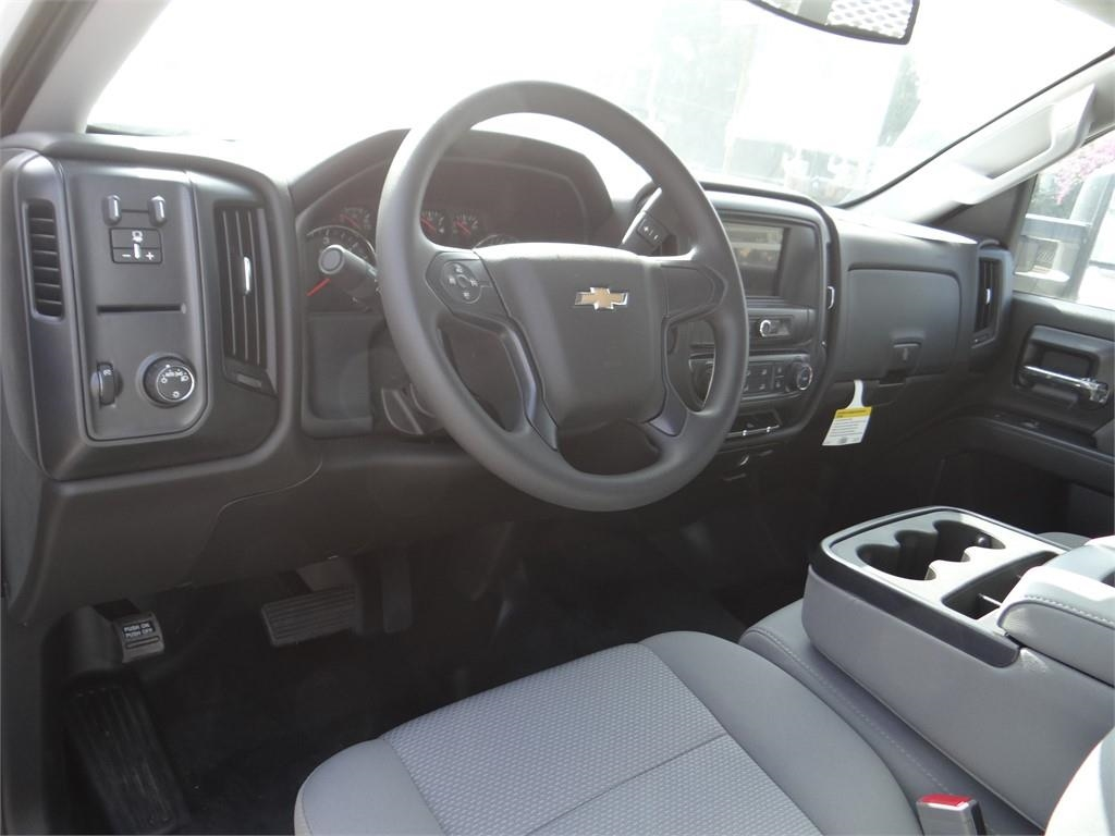 2018 Silverado 1500 Regular Cab 4x2,  Martin's Quality Truck Body Stake Bed #C157766 - photo 9