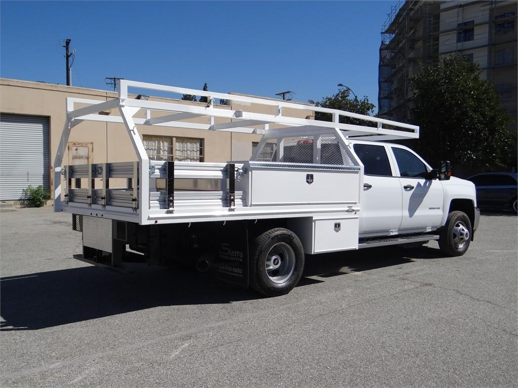 2018 Silverado 3500 Crew Cab 4x2,  Martin's Quality Truck Body Contractor Body #C157806 - photo 2