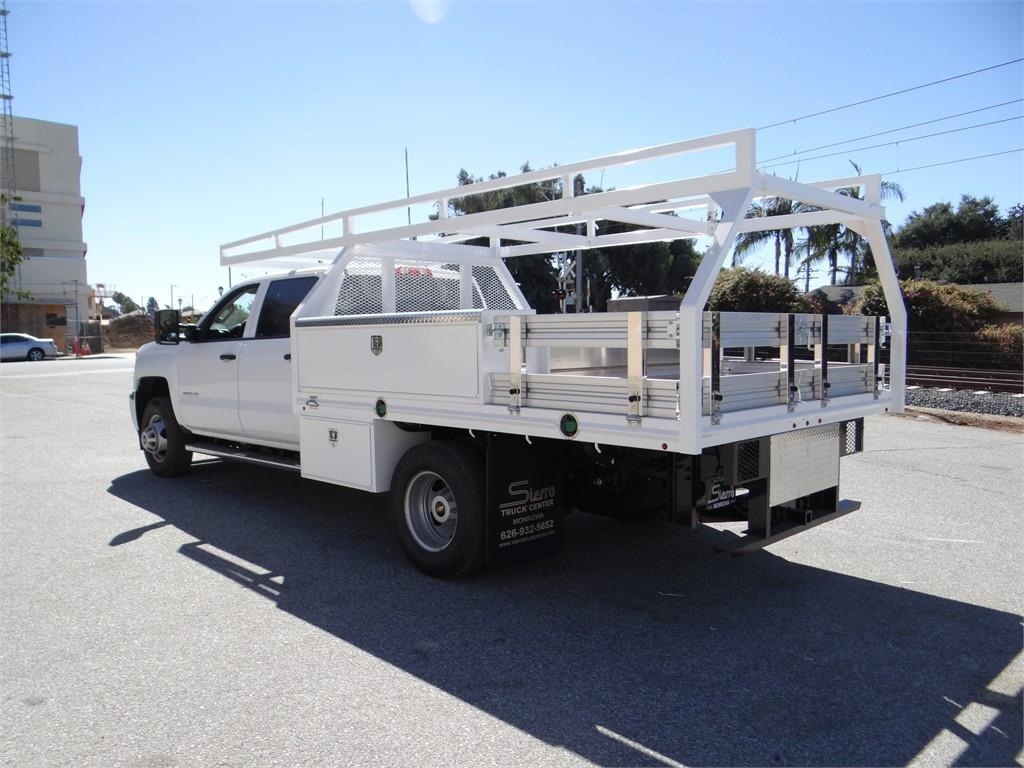 2018 Silverado 3500 Crew Cab 4x2,  Martin's Quality Truck Body Contractor Body #C157806 - photo 5
