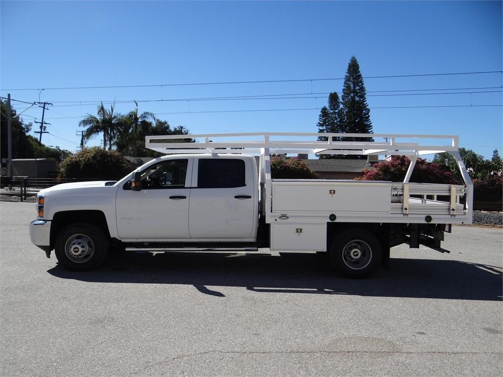 2018 Silverado 3500 Crew Cab 4x2,  Martin's Quality Truck Body Contractor Body #C157806 - photo 6