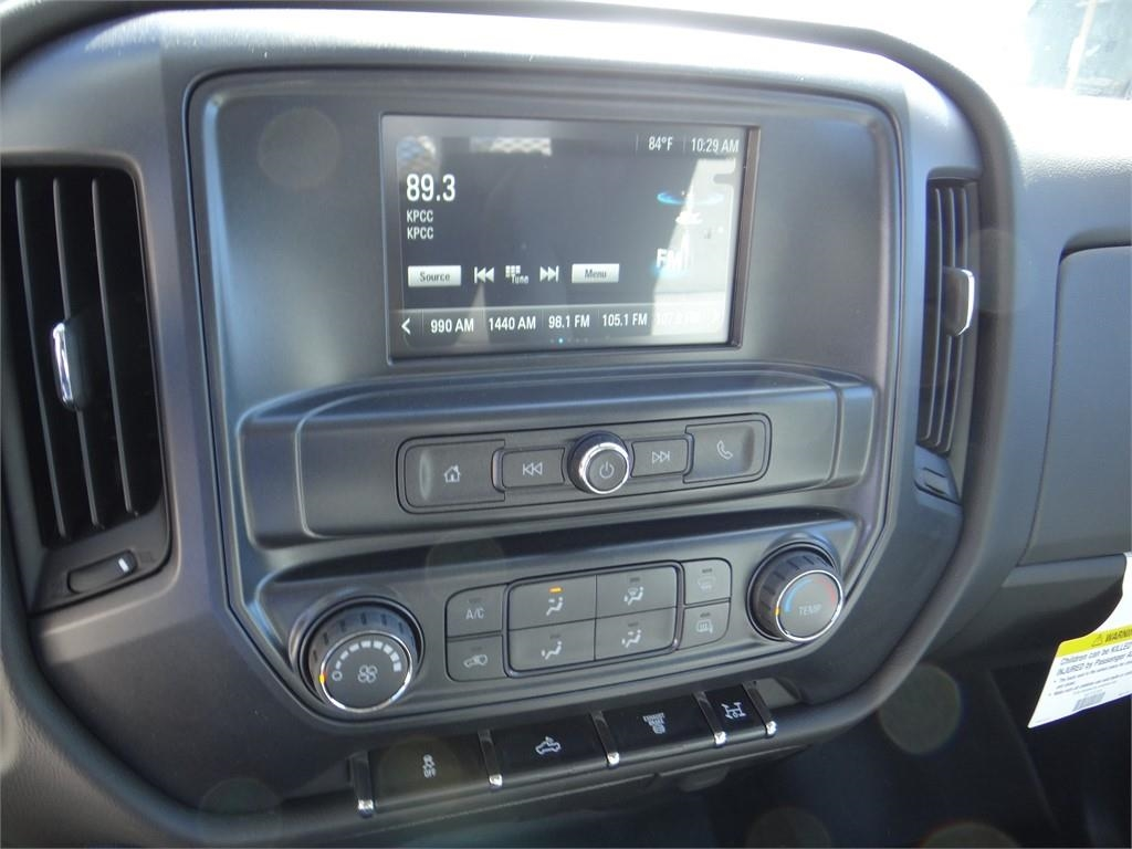 2018 Silverado 3500 Crew Cab 4x2,  Martin's Quality Truck Body Contractor Body #C157806 - photo 11