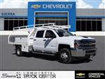 2018 Silverado 3500 Crew Cab 4x2,  Martin's Quality Truck Body Contractor Body #C157806 - photo 1