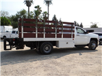 2018 Silverado 3500 Regular Cab 4x2,  Royal Stake Bed #C157852 - photo 2