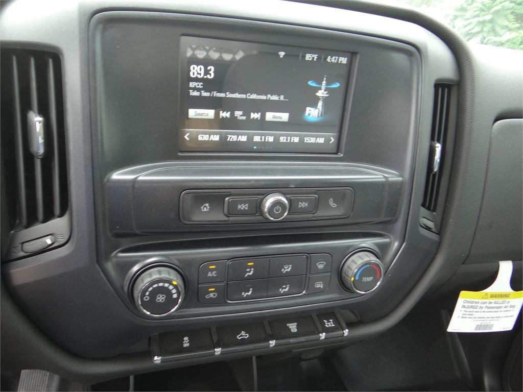 2018 Silverado 3500 Regular Cab 4x2,  Royal Contractor Body #C157853 - photo 10